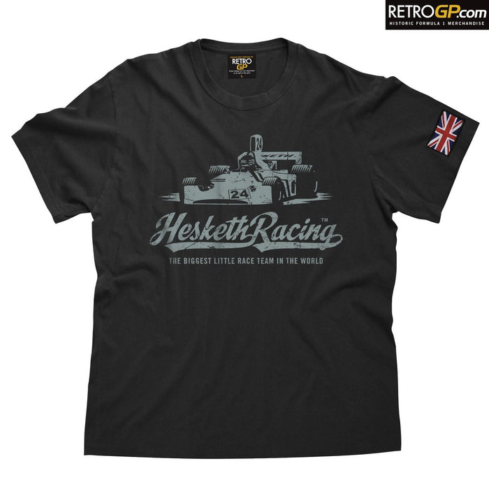 Official Hesketh Racing 308 Vintage T-Shirt