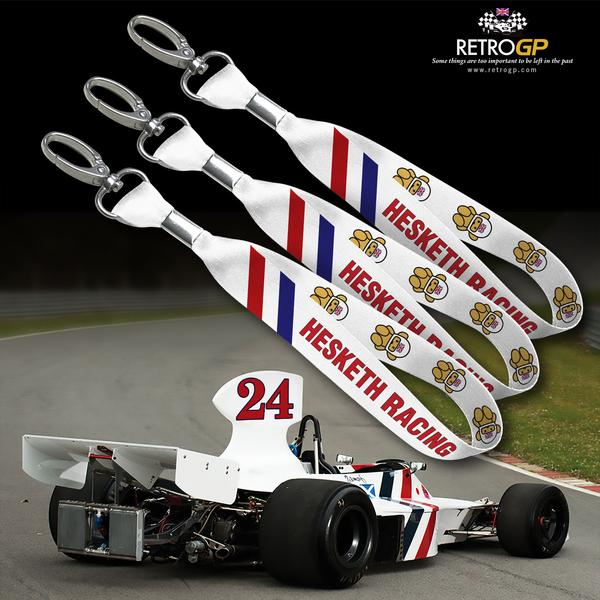 Official Hesketh Racing Key Fob