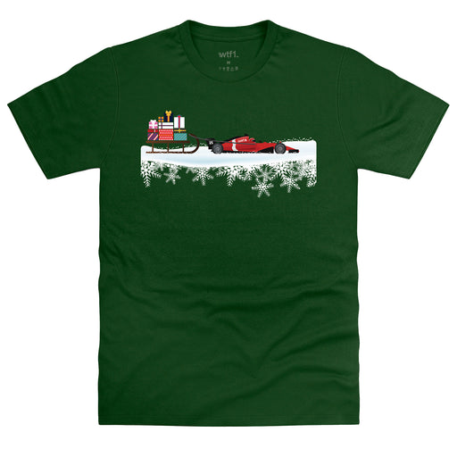 Racing Sleigh T-Shirt