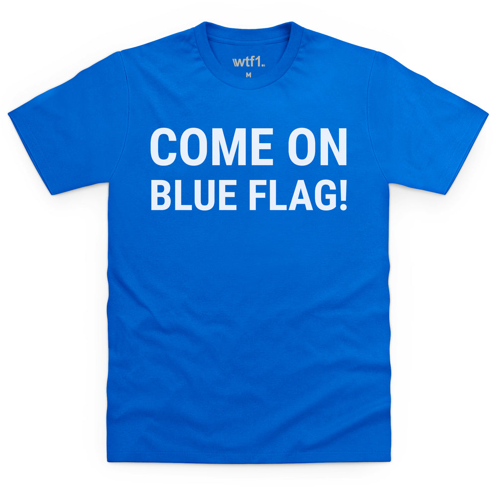Blue Flag T-Shirt