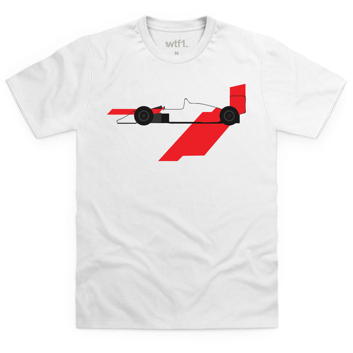 Livery Legends Mclaren T-Shirt