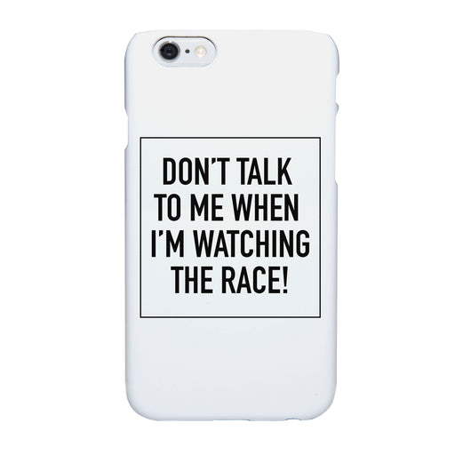 The Race Phone Case
