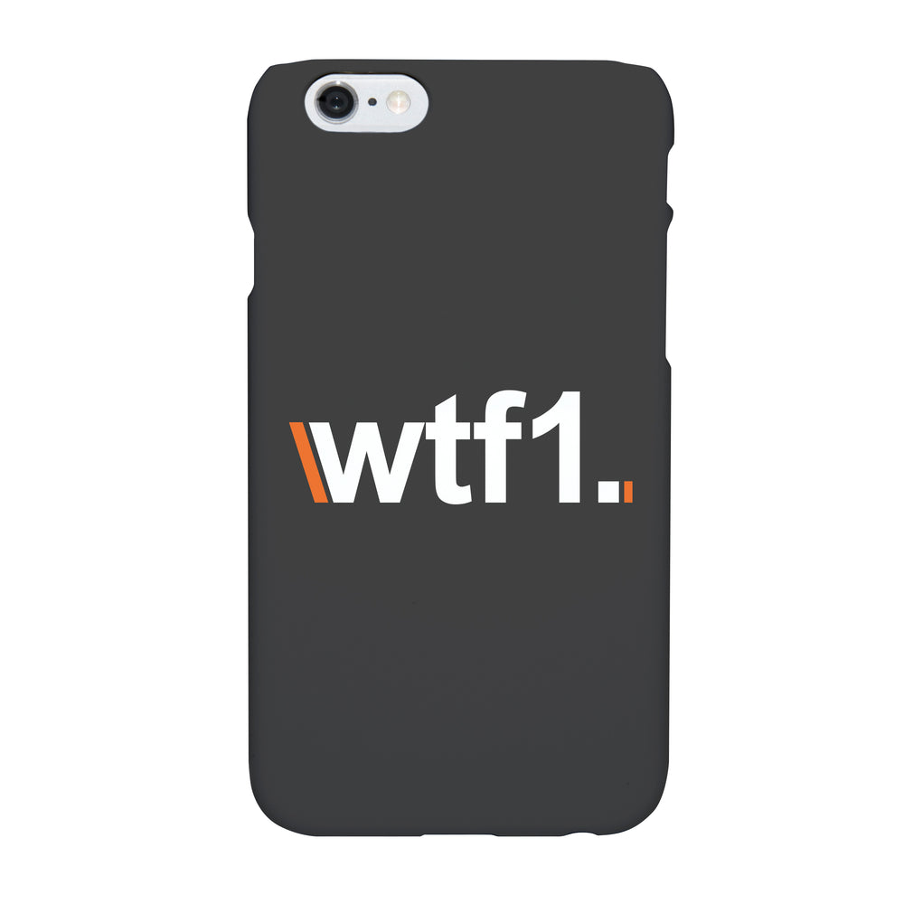 WTF1 Phone Case