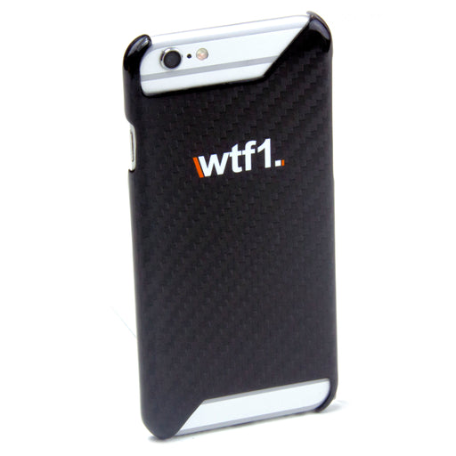 WTF1 iPhone 7 Matte Carbon Fibre Case