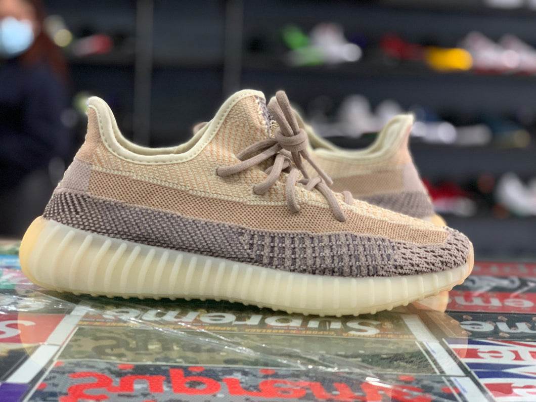 "Yeezy Boost 350 V2 ""Ash Pearl"""