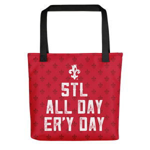 STLWF Er'y Day Red Tote