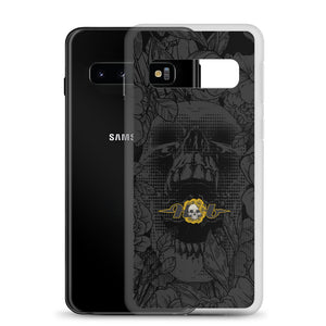 Hustle Harder Onyx Samsung Case