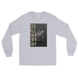 STLWF Er'y Day Louie Long Sleeve Tee