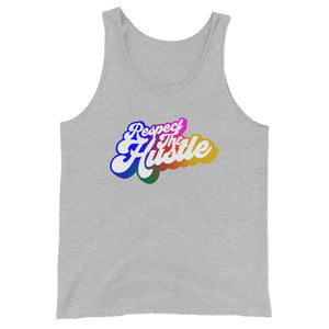 W4H Respect The Hustle Tank