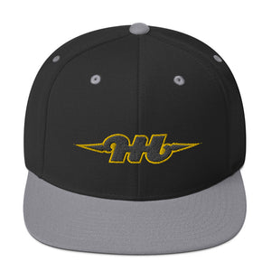 Hustle Harder Snapback