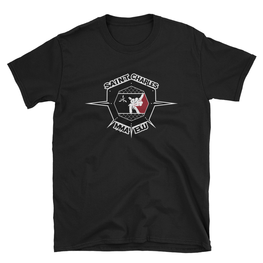SCMMA Crest Cage Logo Tee