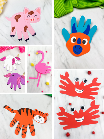 Handprint Crafts Special Offer