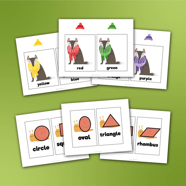 Fall Printables For Preschool