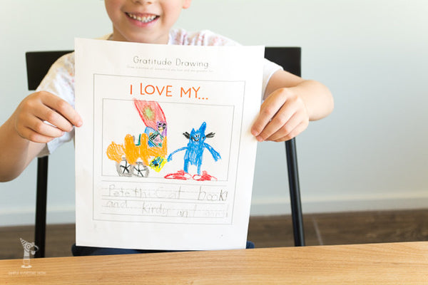 pete the cat gratitude printable