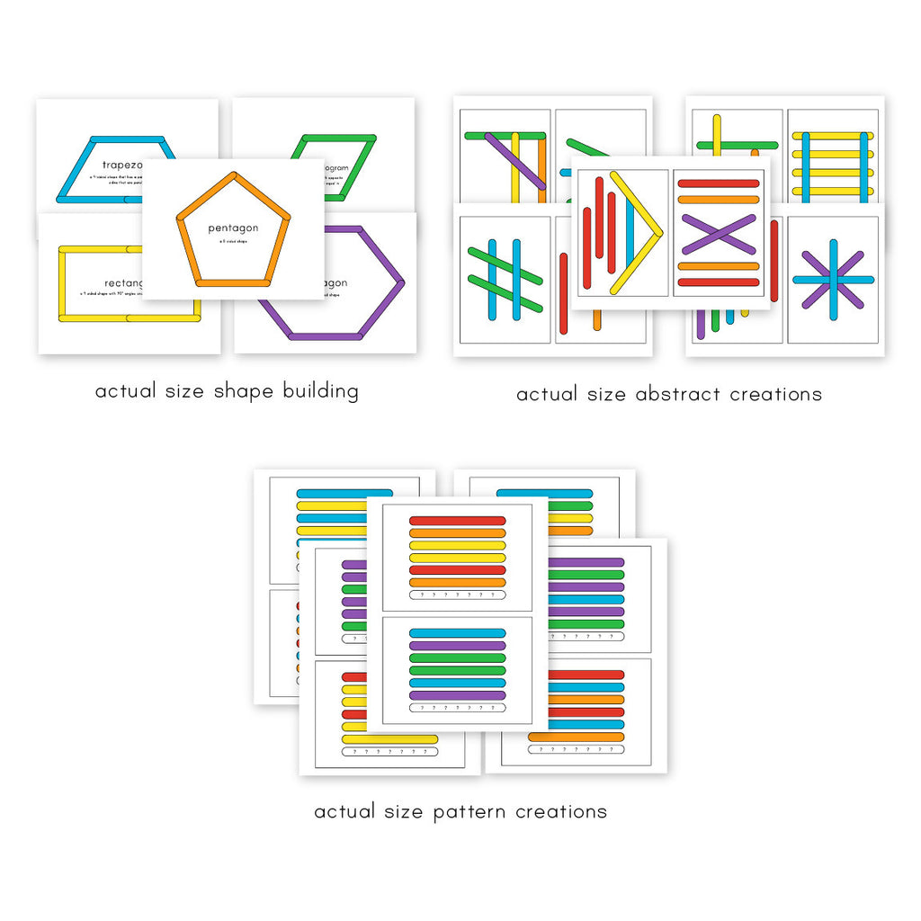 popsicle stick activity pack image