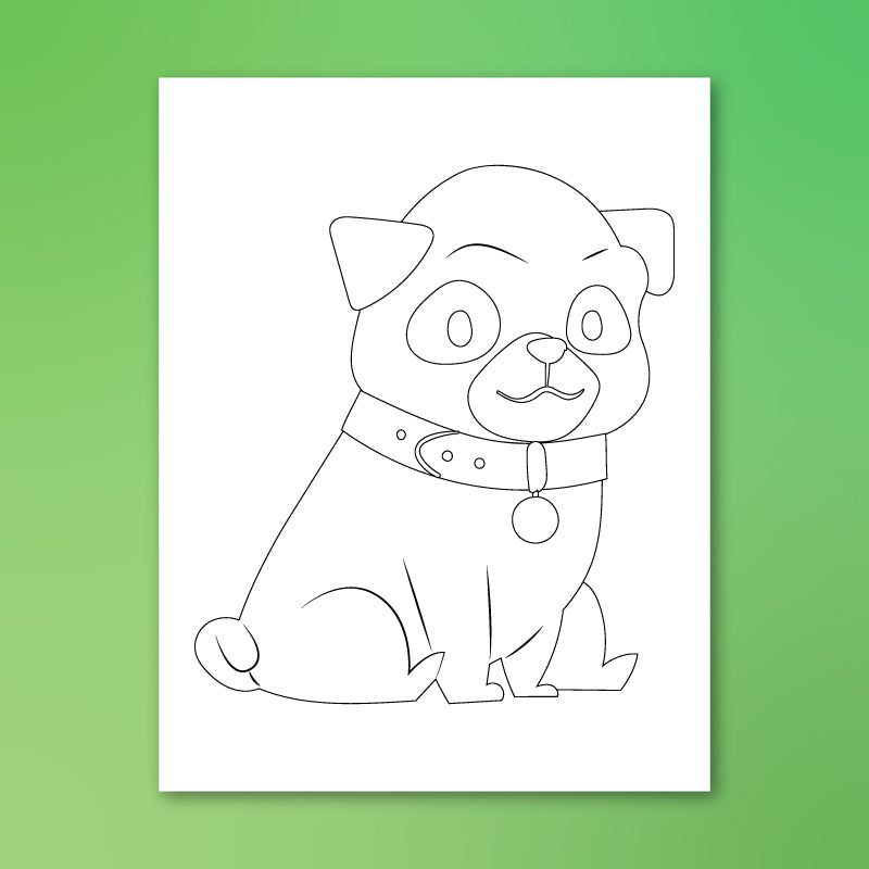 100+ Printable Coloring Pages For Kids - Simple Everyday Mom