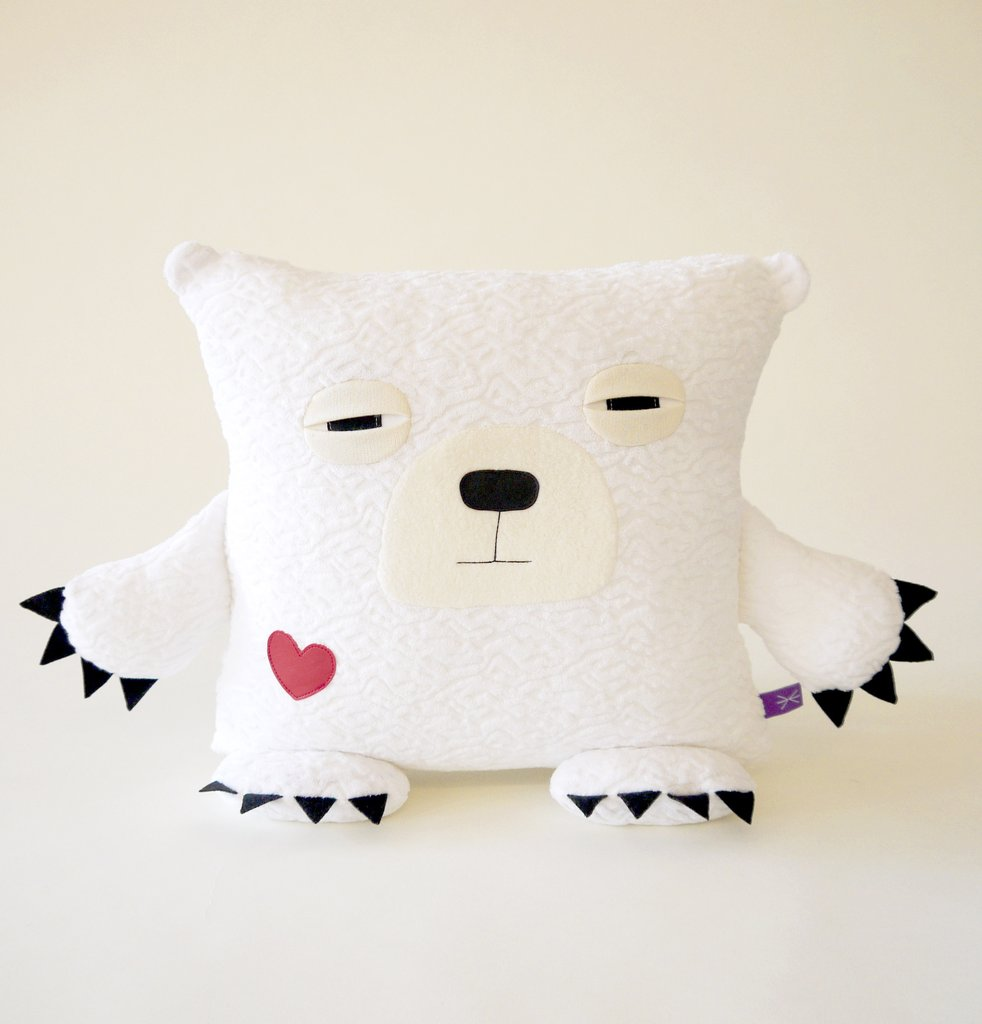 COUSSIN - OURS POLAIRE