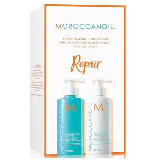 Moroccanoil Moisture Repair Shampoo & Conditioner Duo from Gooseberry Shop