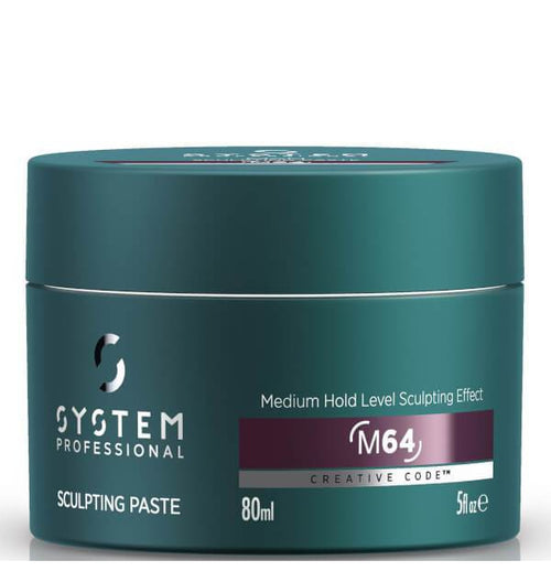 System Professional Man Sculpting Paste 80ml available at gooseberry shop with 50p tracked delivery. Authorised System Professional UK Stockist