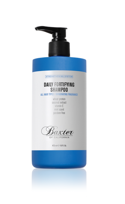 Baxter of California Daily Fortifying Shampoo 473ml