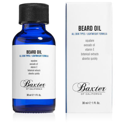 Baxter of California Grooming Beard Oil 30ml
