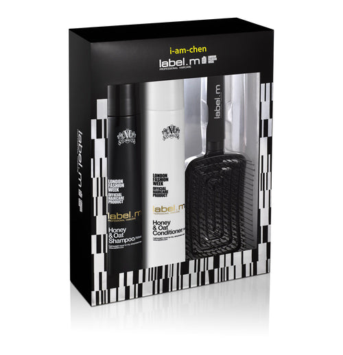 label.m i-am-chen Honey & Oat Gift Set