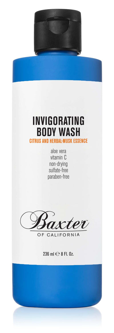 Baxter of California Body Wash - Citrus & Herbal Musk 16oz