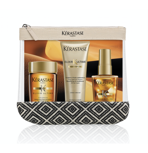 Kerastase Elixir Travel Pack
