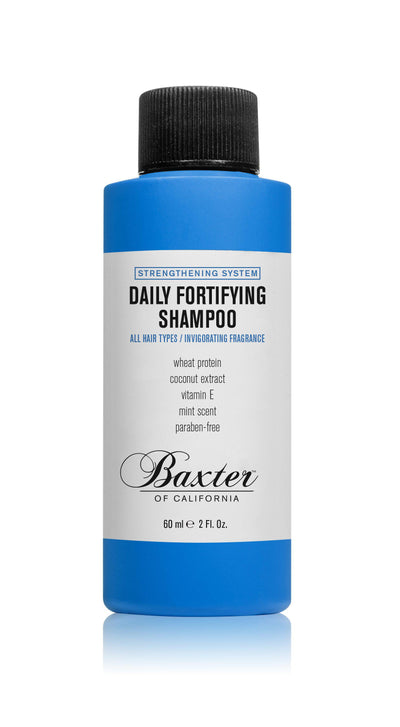 Baxter of California Daily Fortifying Shampoo 2oz