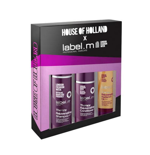 Gift Set - Label.m House Of Holland Therapy Trio Gift Set