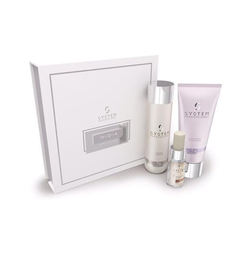 Gift Set - System Professional Unlock Your Glow Gift Box Trio