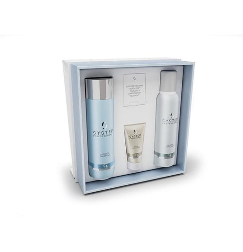 Gift Set - System Professional Volumise Unlock Your Confidence Gift Set