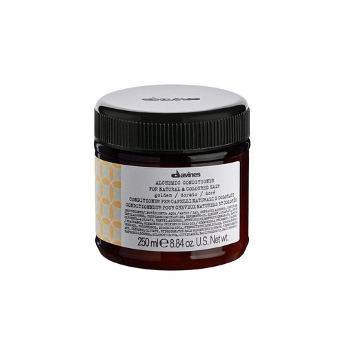 Hair Conditioner - Davines Alchemic Golden Conditioner 250ml
