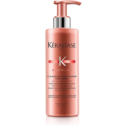 Hair Conditioner - Kerastase Discipline Cleansing Conditioner Curl Ideal  400ml