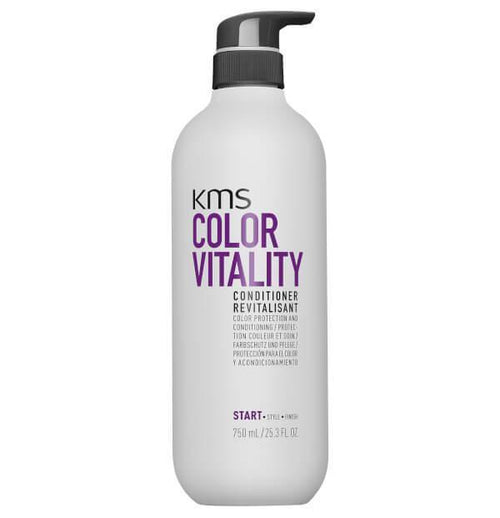 Hair Conditioner - KMS California ColorVitality Conditioner 750ml