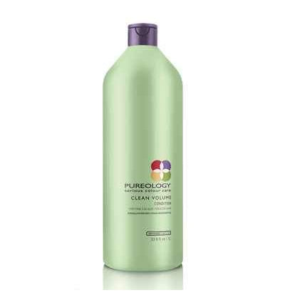Hair Conditioner - Pureology Clean Volume Conditioner 1000ml