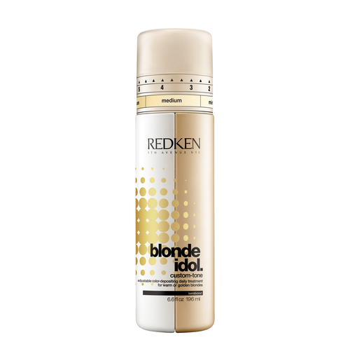Hair Conditioner - Redken Blonde Idol Dual Conditioner Gold´?¢ 200ml