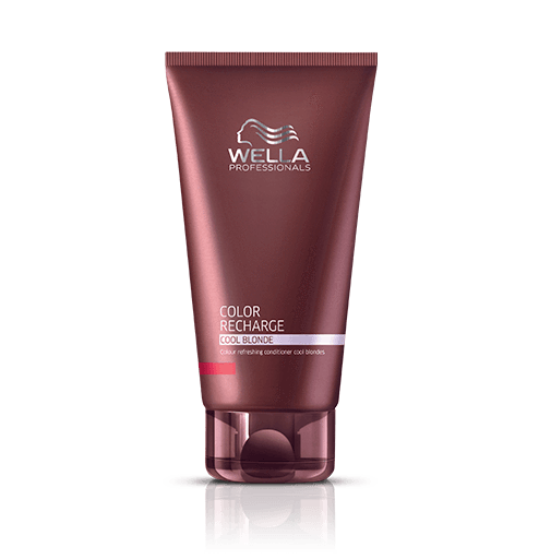Hair Conditioner - Wella Professionals Colour Recharge Cool Blonde Conditioner 200ml