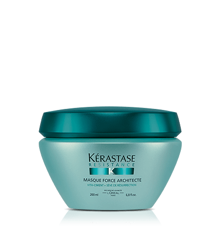 Hair Mask Treatment - Kerastase Resistance Masque Force Architecte 200ml