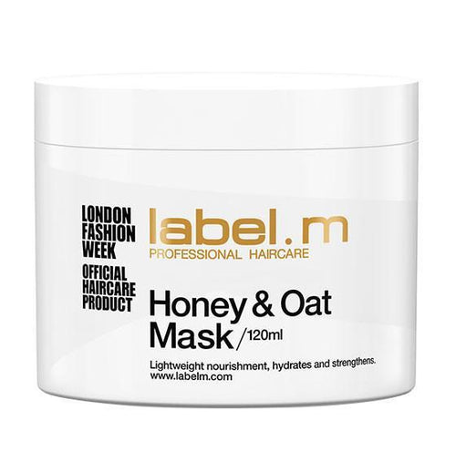 Hair Mask Treatment - Label.m Honey & Oat Treatment Mask 120ml