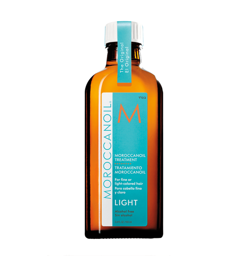 Hair Mask Treatment - Moroccanoil Treatment Light 100ml With Pump