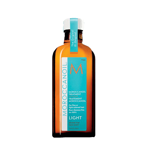 Hair Mask Treatment - Moroccanoil Treatment Light 125ml With Pump
