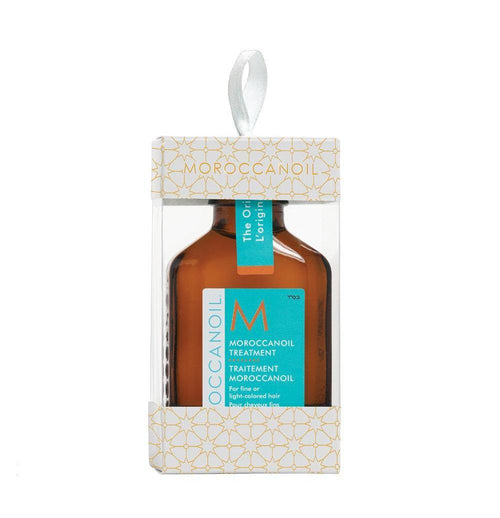 Hair Mask Treatment - Moroccanoil Treatment Light 25ml - Xmas Pack