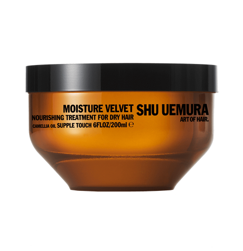 Hair Mask Treatment - Shu Uemura Moisture Velvet Treatment Masque 200ml