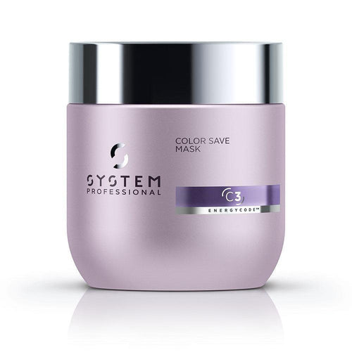 Hair Mask Treatment - System Professional Color Save Mask 200ml