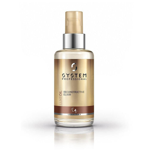 Hair Mask Treatment - System Professional Luxe Oil 100ml
