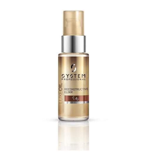 Hair Mask Treatment - System Professional Luxe Oil 30ml