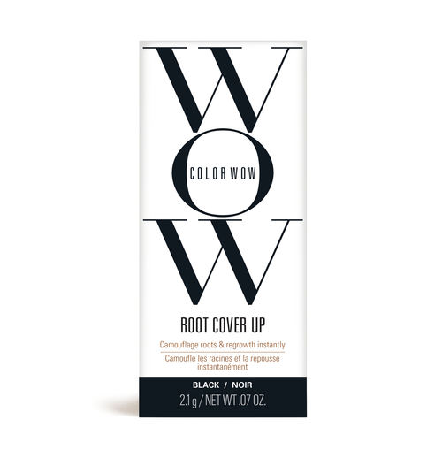 Hair Root Cover Up - Color WOW Root Cover Up - Black 2.1g