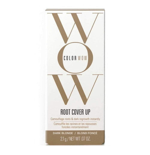 Hair Root Cover Up - COLOR WOW Root Cover Up Dark Blonde 2.1g