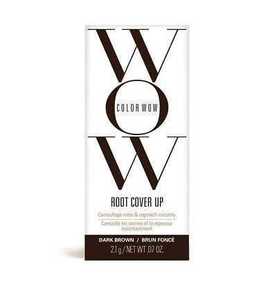 Hair Root Cover Up - Color WOW Root Cover Up - Dark Brown 2.1g
